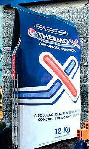 Argamassa térmica thermo X