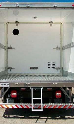 Baú isotérmico para caminhão
