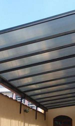 Cobertura em Telha de Alumínio