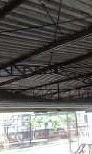 Coberturas metálicas para garagem