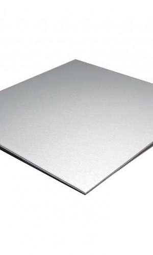 Comprar a chapa de alumínio lisa
