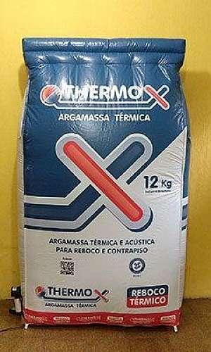 Comprar argamassa isolante térmica
