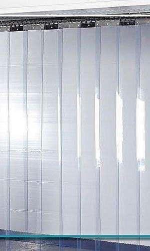 Cortina de PVC polar