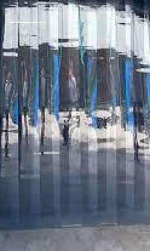cortina de PVC