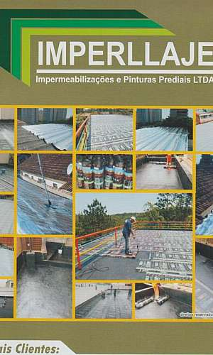 Empresa de impermeabilização SP
