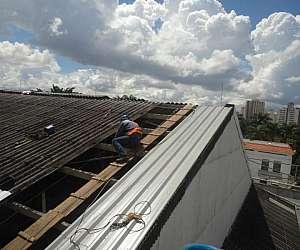 Empresa de instalação de telhas
