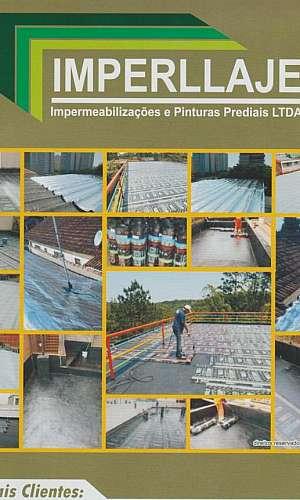Empresas de impermeabilização