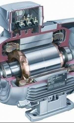 Ensaio de resistência de isolamento em motores