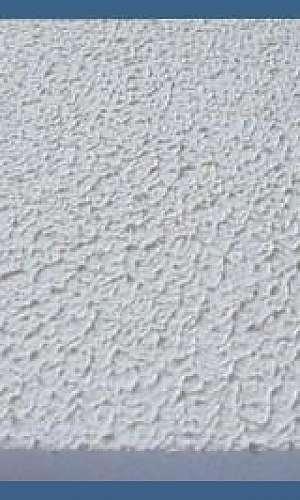 Forro de isopor texturizado