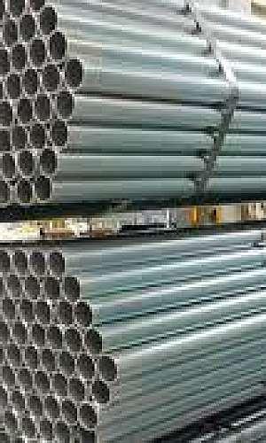 galvanização aluminizada