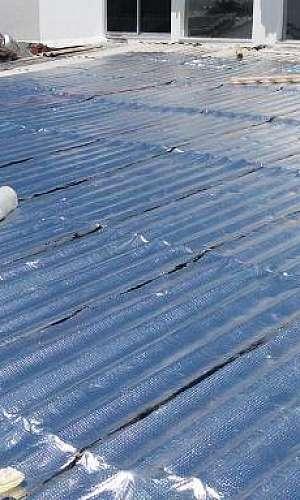 Impermeabilização para telhado