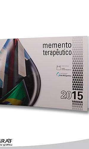 Impressão de revistas e catálogos