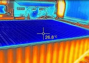 Isolante térmico alta temperatura