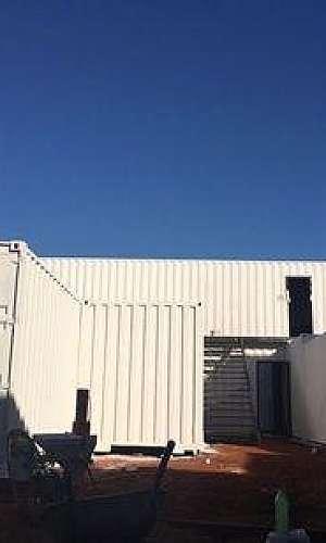 Isolamento térmico container preço