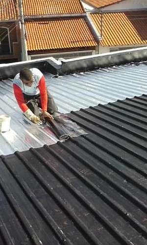 Manta para telhado impermeabilizante