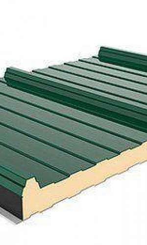Preço telha trapezoidal sanduíche