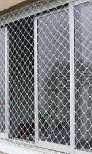 Proteção para janelas de apartamentos