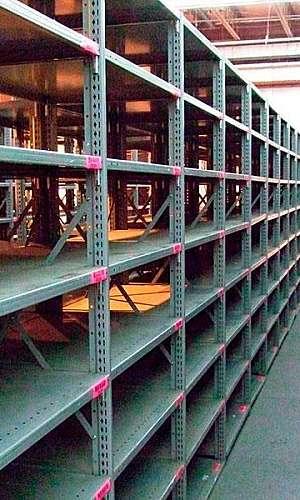 Rack galvanizado preço