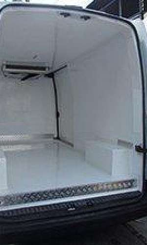 Revestimento Térmico para Vans