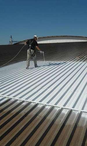 Revestimentos termicos para telhados