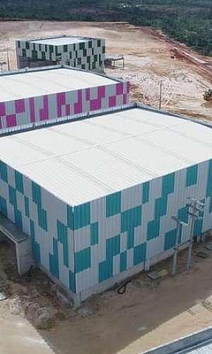 Serviço de instalação de telha isotérmica