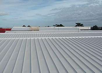 Serviço de instalação de telha zipada cotação