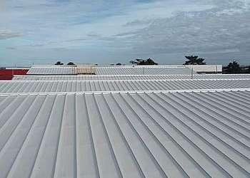 Serviço para instalação de telha zipada