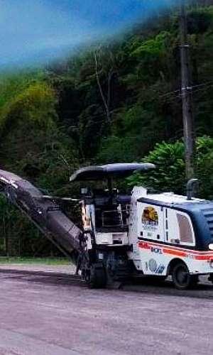 Serviços de pavimentação