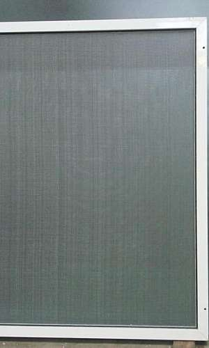 Tela para janela de alumínio