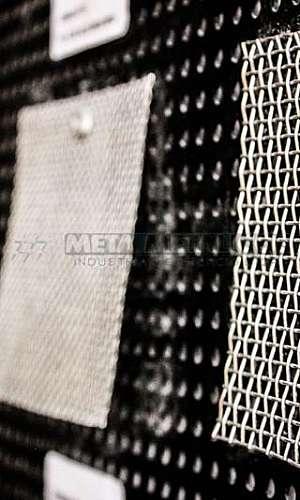 Telas metálicas de inox
