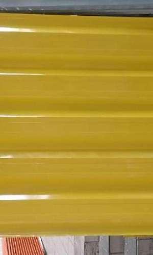 Telha de aço galvanizada em sp