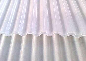 Telha translúcida fibra de vidro